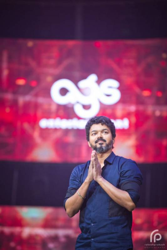 College in soup for hosting Vijay's Bigil audio launch