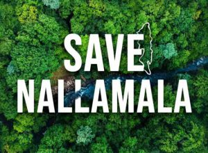 Tollywood celebs storm twitter with 'Save Nallamala' campaign
