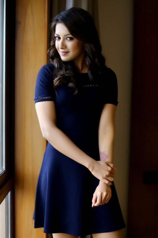 Catherine Tresa, ready to strike a chord with Telugu fans