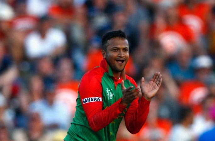 ICC bans world's top ODI all-rounder Shakib Al Hasan for two years