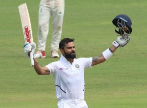 Virat Kohli's 254* powers India to 601/5 as Umesh Yadav rattles the Proteas on Day-2