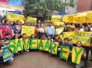 The fight to save Mumbai's Aarey forest from the clutches of the Metro