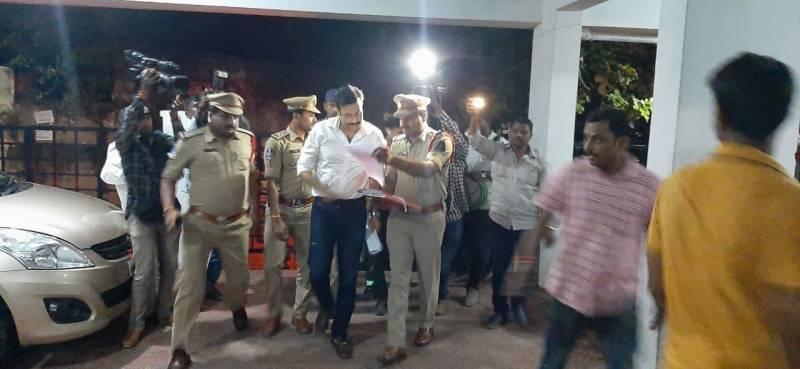 Ravi Prakash sent to 14 day judicial remand, bail petition hearing on October 9