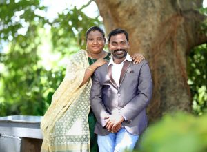 Araku MP Goddeti Madhavi marries childhood friend Siva Prasad in Vizag Agency