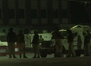 Six CRPF men injured in Srinagar terror attack