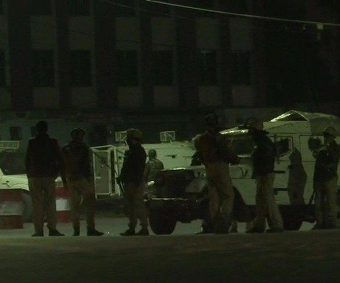 Six CRPF men injured in Srinagar terror attack