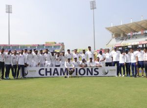 India whitewash South Africa 3-0, registers 11th Test series at home