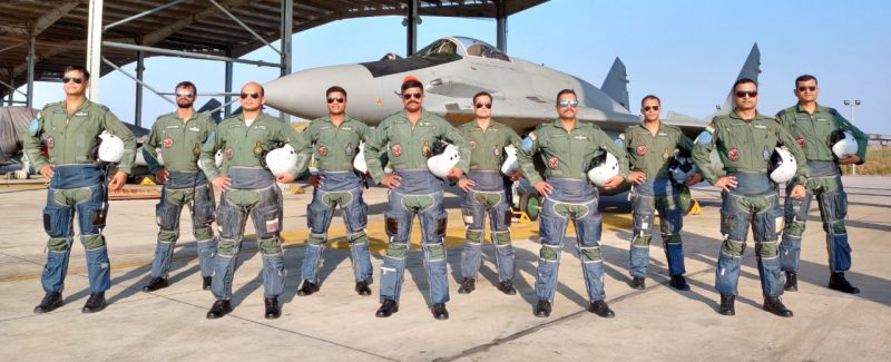 RAFO, IAF begin joint drill as MIG-29 to participate in International exercise