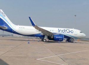 Indigo airline staffer seriously injured in road accident