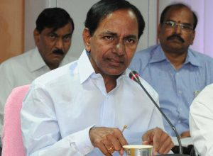 KCR for BRS, LRS in villages