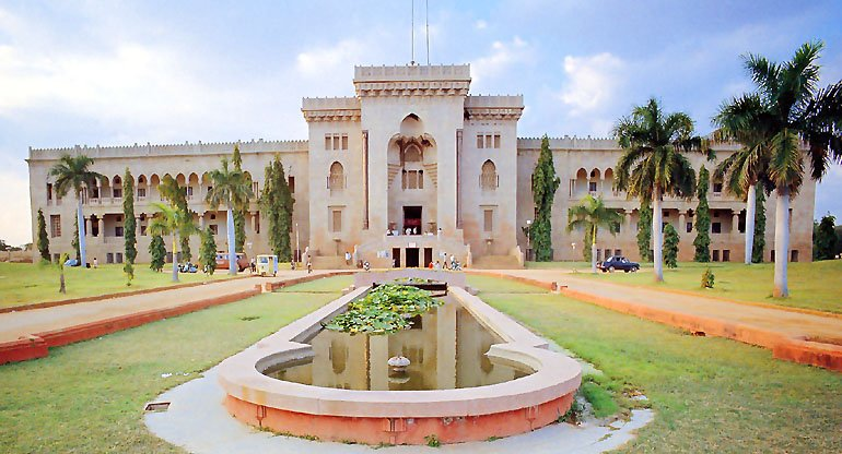 OU flouts reservation rules, No SC, ST teaching staff in 32 departments