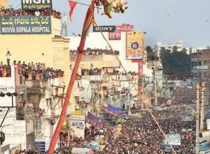 Sirimanotsavam emerges as the biggest folk festival in North Andhra