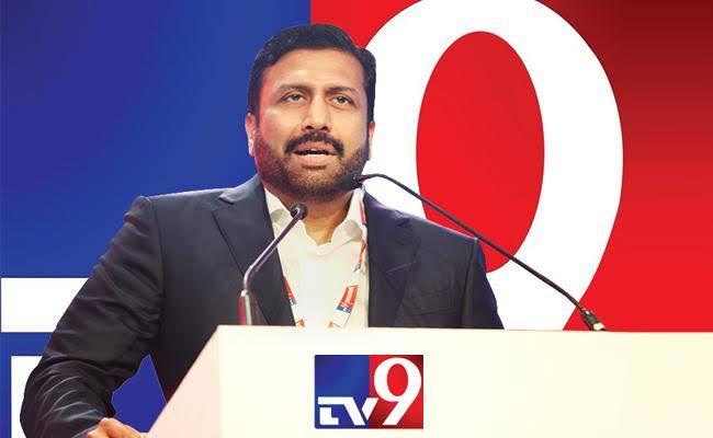 Banjara Hills police move court for custody of former TV9 CEO Ravi Prakash