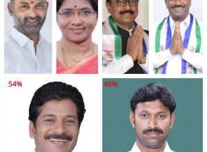 Revanth Reddy from TS and Avinash Reddy from AP record lowest attendance in Lok Sabha