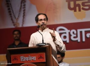 Shiv Sena's Uddhav Thackeray speaks on Ram Mandir, alliance and Opposition; but silent on Aarey