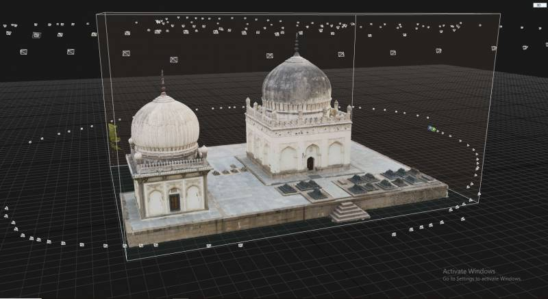360 degree Vr Of Qutb Shahi 2