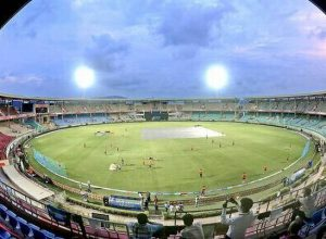 Vizag Stadium proves lucky for Indian cricket team