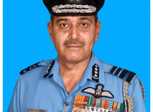 Air Marshal SK Ghotia assumed the command of SWAC