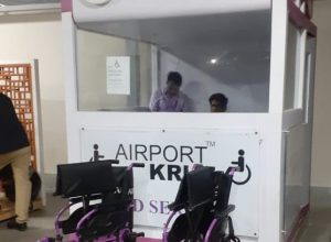 No free wheelchair ride for the disabled at Hyderabad airport