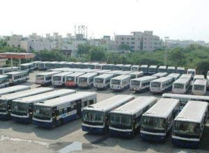 TSRTC incurs 72-cr loss during the 6-day strike