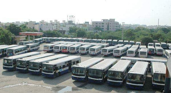 Telangana govt to rope in staff to work as drivers, conductors
