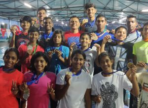 Hyderabad's Zion Sportz swimming its way to national glory