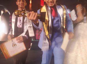 Hyderabad Public School student Prem Madhav wins international pageant