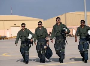 IAF joins hands with Royal Air Force of Oman for Eastern bridge exercise