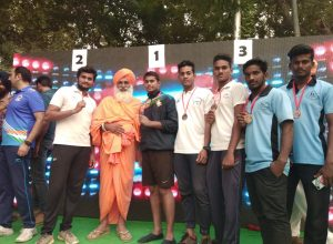 AP team wins bronze in National Canoe Polo event