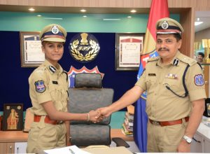 17-year-old Ramya 'Made a Wish' and Rachakonda Police Commissionerate fulfilled it