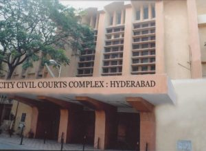 Woman attempts suicide near Nampally court complex