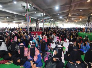 Muslim girls told to excel in education at Girls Islamic Organisation conference in Hyderabad