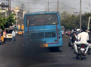 Hyderabad's air pollution: Lone man crusades for clean air