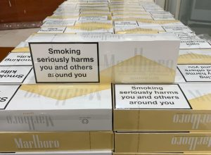 DRI seizes Rs 12 lakh worth of foreign cigarettes in Bhubaneswar