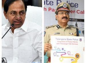 Telangana buses strike: CM tells DGP to ensure security at depots