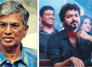 Vijay's dad in another controversy?