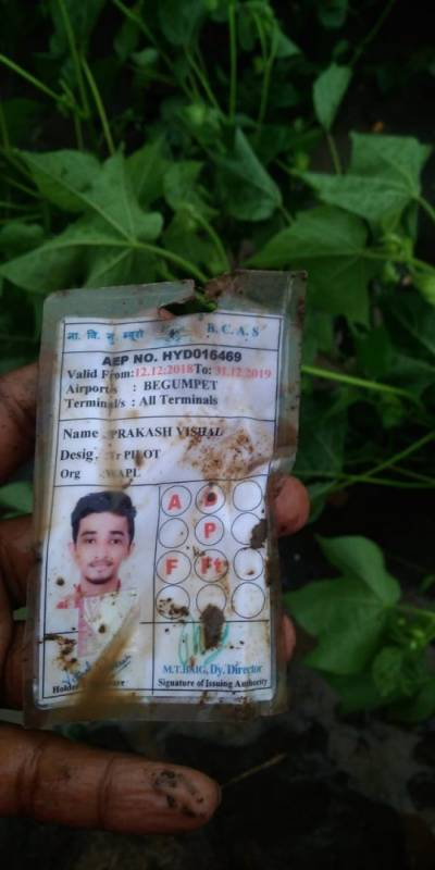 Hyderabad Trainee aircraft crash: Bad weather or technical error?