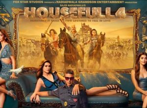 Hyderabad man files a complaint against 'Housefull 4'