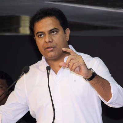KTR orders GHMC to inspect hospitals in light of fire incident