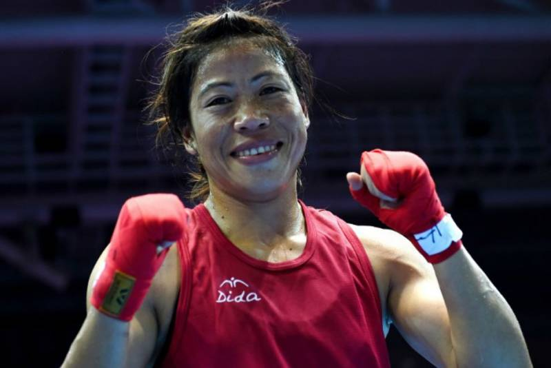 India assured four medals at the AIBA World Boxing Championships