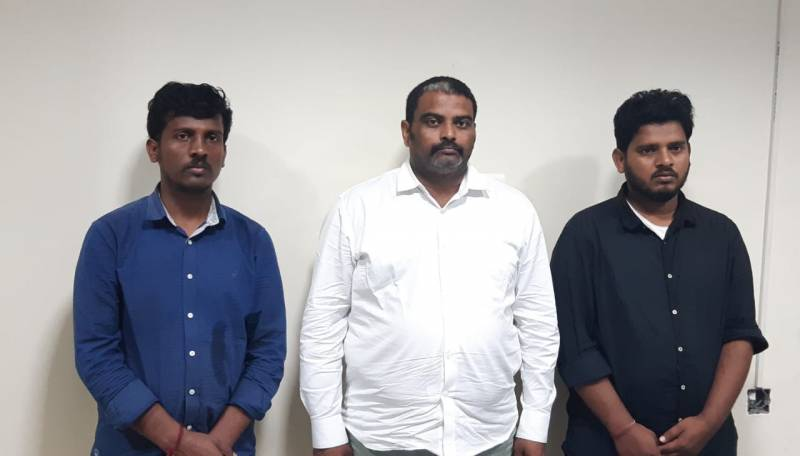 Telangana Medical Insurance scam: Three more arrested
