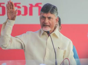 TDP Mahanadu: Naidu says TDP ready to face challenges