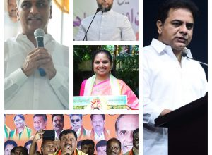 The 5 most followed Telangana politicians on Twitter