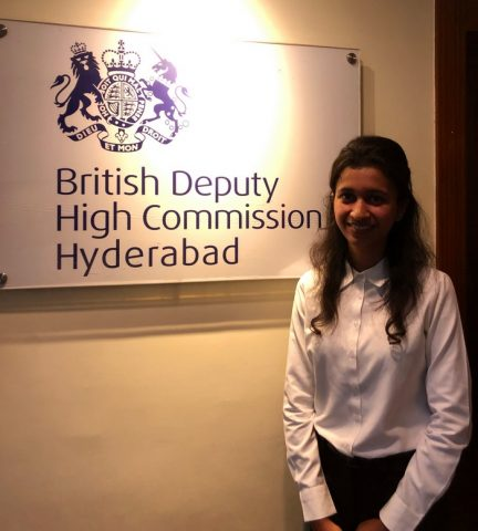 Techie Snehal Rawat becomes British deputy High Commissioner 'for a day'