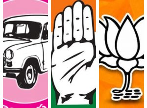 BJP, Congress unite to prevent TRS in Manikonda Municipality