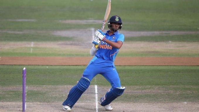 17-year-old Yashasvi Jaiswal slams double ton in Vijay Hazare Trophy