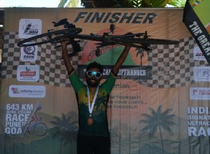 A RAAM first for Hyd's Sasikanth