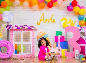 Allu Arha turns 3, family flies to Dubai to ring in celebrations