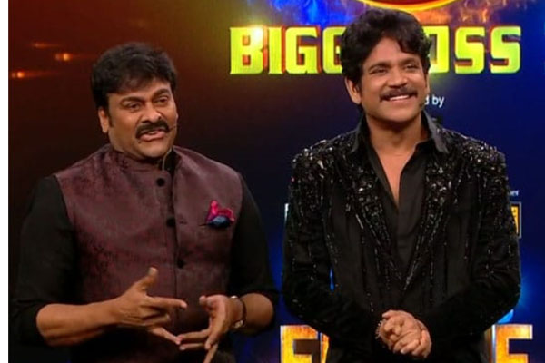 Chiranjeevi's timely comedy and witty punches allure Telugu Bigg Boss 3 finale audience