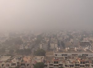 Choke returns: Air quality expected to enter 'severe-plus' category in Delhi once again